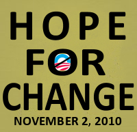 Hope for change picture